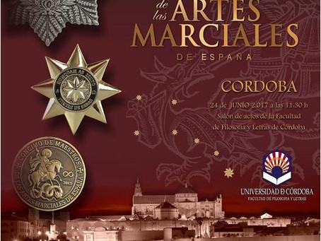 ACTO CONCILIO DE MAESTROS DE LAS ARTES MARCIALES