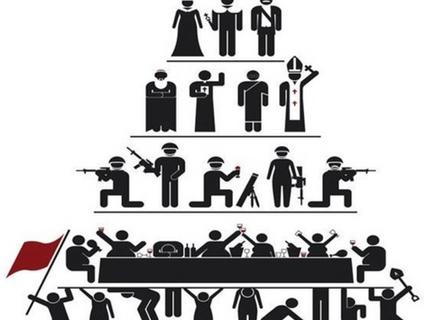 Экономика сильного государства и слабого народа