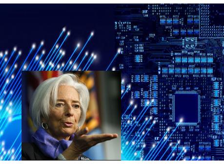 Ветер перемен: МВФ советует центробанкам возглавить цифровизацию финансовой системы