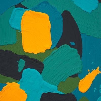 Untitled-13, 73x61(cm)(20H), mixed media, 2020