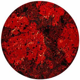 KimMinsu_Hero's talisman(red)