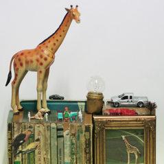 L'objet qui parle-giraffe