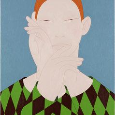 한 사람 SOMEONE 2020 Oil on canvas 123cm X 95cm_02.jpeg