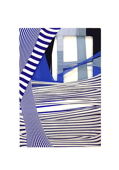 FabricDrawing#67-1,fabrics.frame,72.7x50.0cm,2018(180만원).jpg
