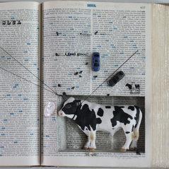 L'objet qui parle-milk cow