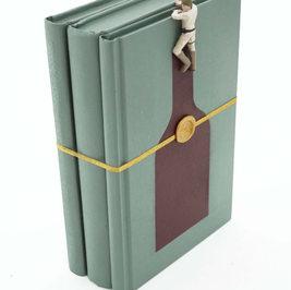 Three books-Gray