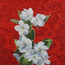 Taste for the Arts-The Pear Blossom 3-1, 2018