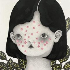 분홍트러블(pink rash)_SOLD