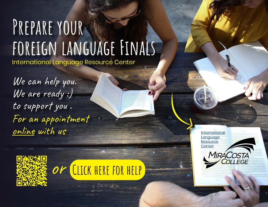 Foreign Language Finals