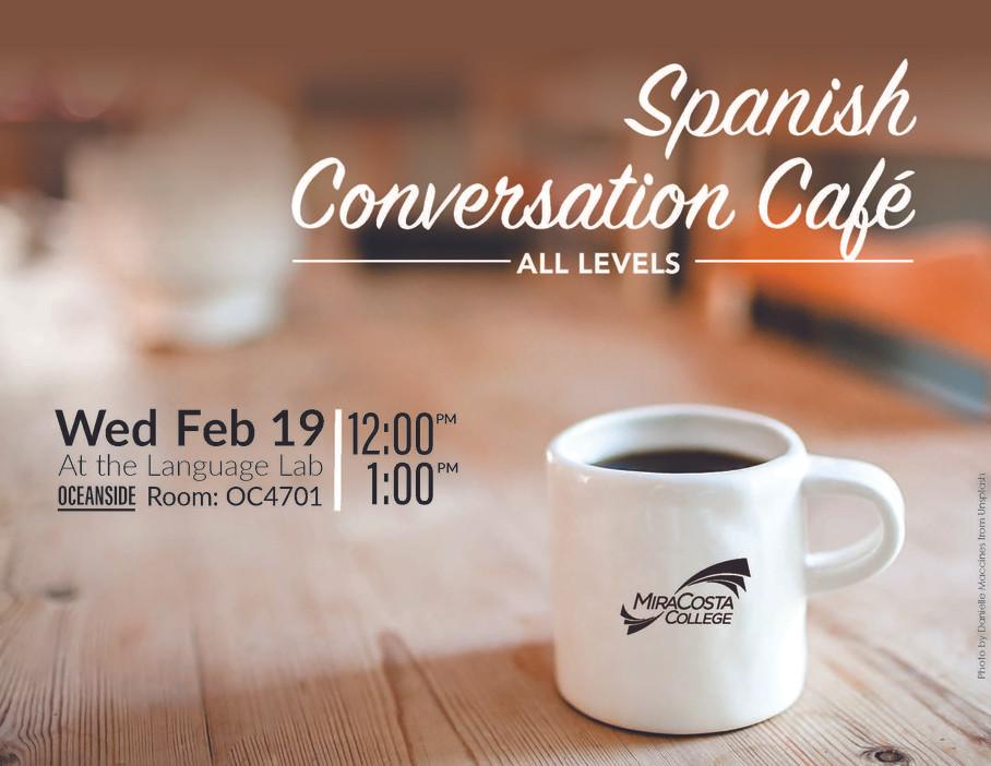 Spanish Conversation Café