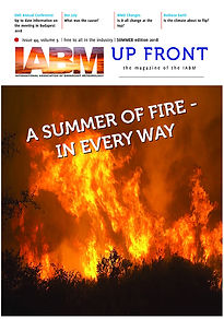 UP FRONT Summer 2018 Front Page REDUCED.