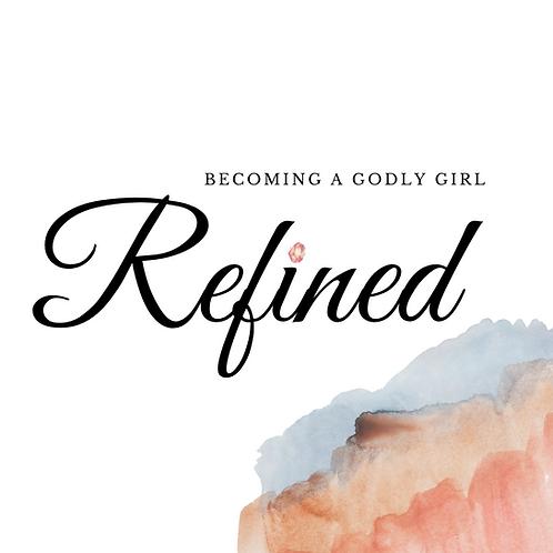 REFINED (14 Day Devotional)