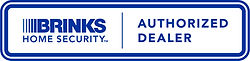 Brinks Authorized Dealer Logo - Horizont