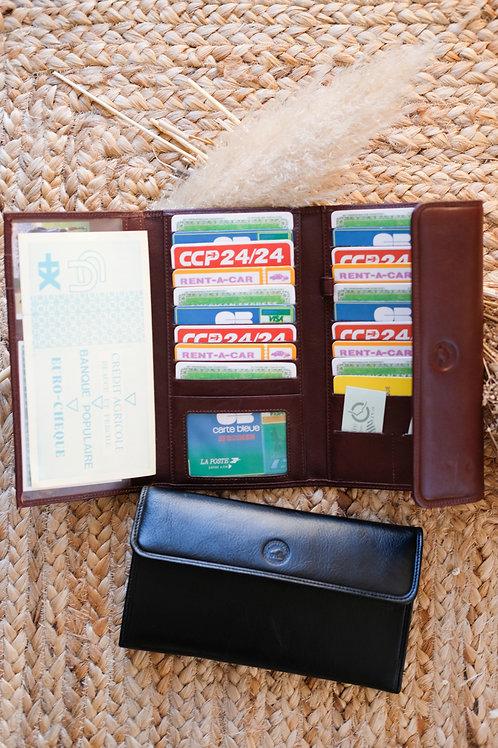 Le complet papiers cartes