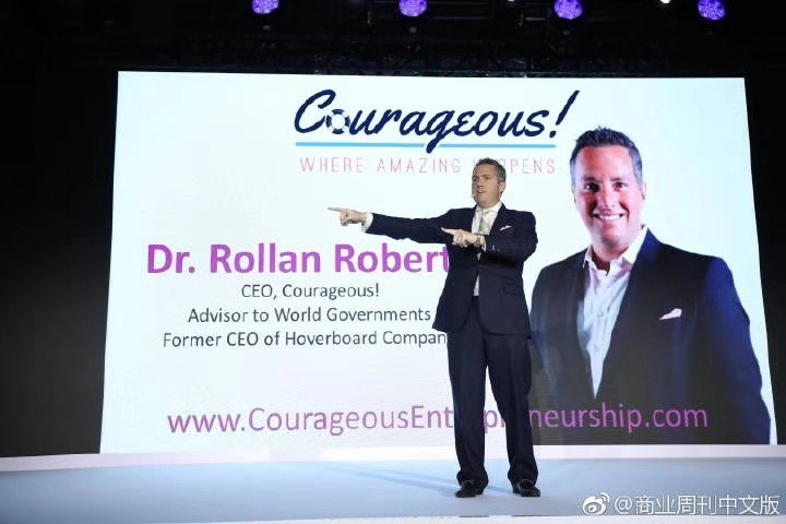 Dr. Rollan Roberts Bloomberg