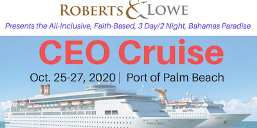 CEO Cruise