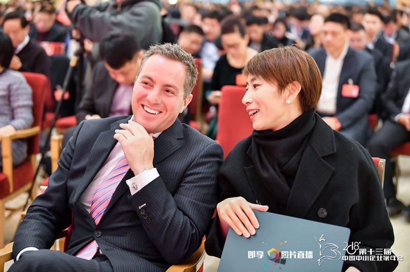 Dr. Rollan Roberts II in Beijing, China