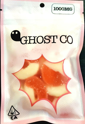 Ghost Co Strawberry Rings 1000mg