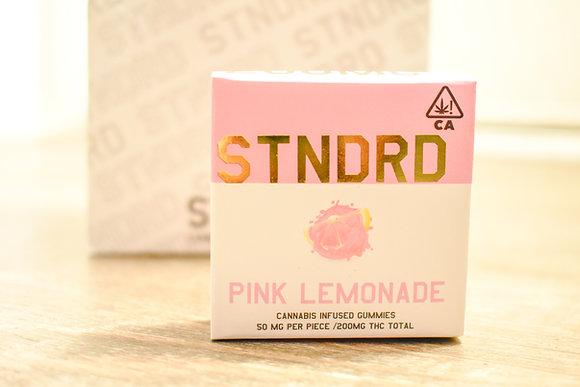 Pink Lemonade Gummy's 200mg