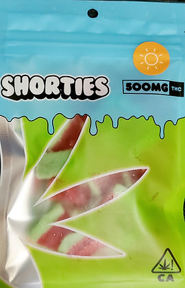 Shorties Watermelon Slices 500mg