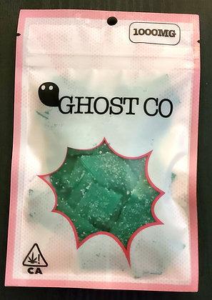 Ghost co Green Apple Belts 1000mg