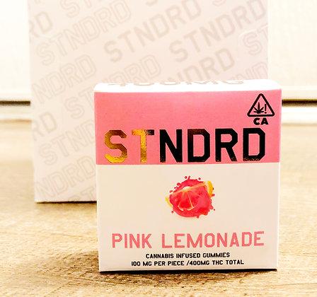 STNDRD Gummies 400mg Indica & Sativa