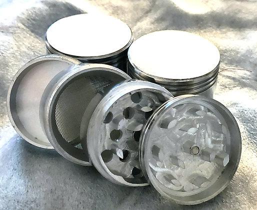 42mm 4 Part Aluminum Grinder