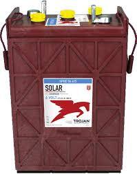 Trojan SPRE 06 415 - 377AH 6V