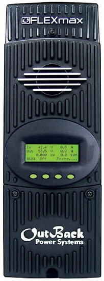 Outback Power MPPT FM80 Charger Controller