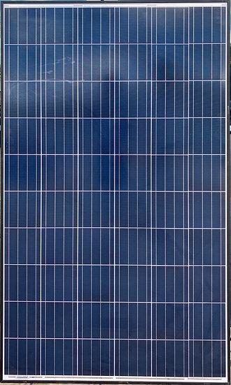 Canadian Solar 260 watts Poly Black Frame White Backsheet 1000V