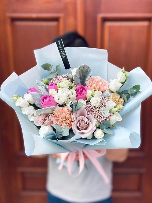 доставка цветов москва
