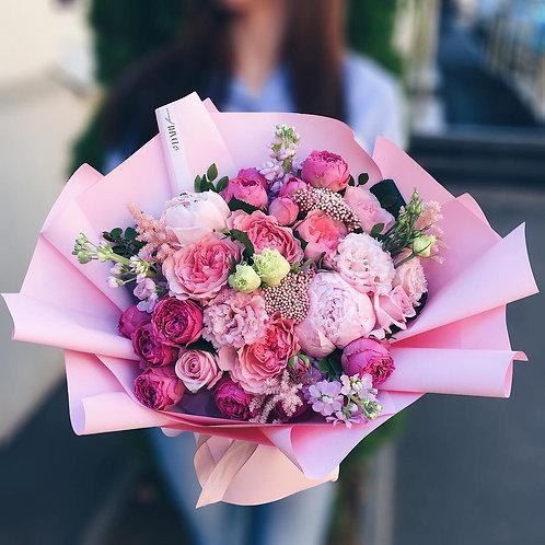 Заказать цветы в москве