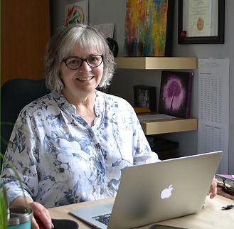 Gisèle Vivier, artiste peintre québécoise