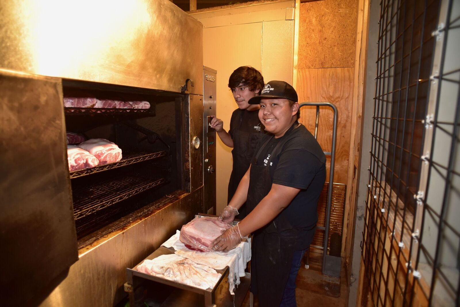 Smokehouse Staff