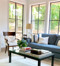 Interior windoww