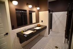 Chair factory bathroom remodel