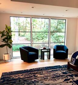 Interior window remodel