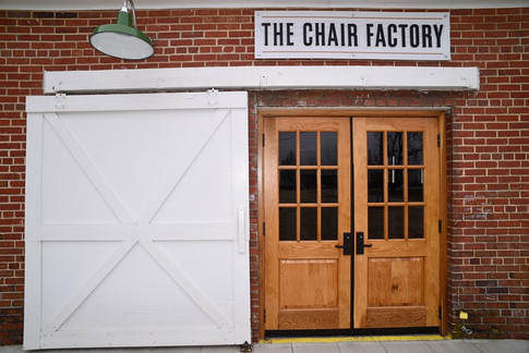 Chair Factory door remodel