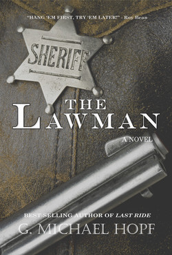THE LAWMAN COVER CONCEPT