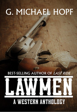 LAWMEN ANTHOLOGY COVER