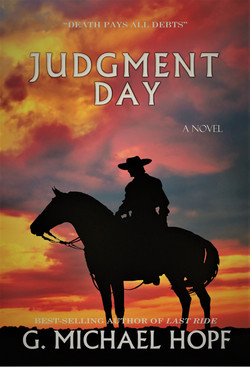 JUDGEMENT DAY COVER CONCEPT