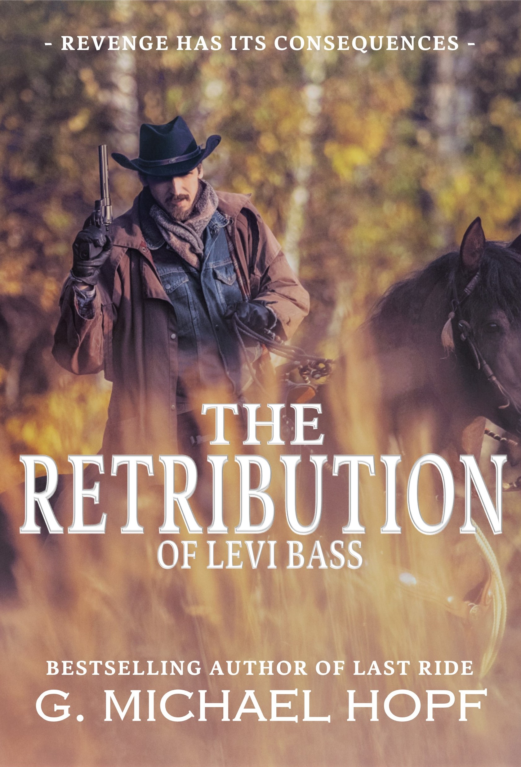 THE RETRIBUTION OF LEVI BASS COVER