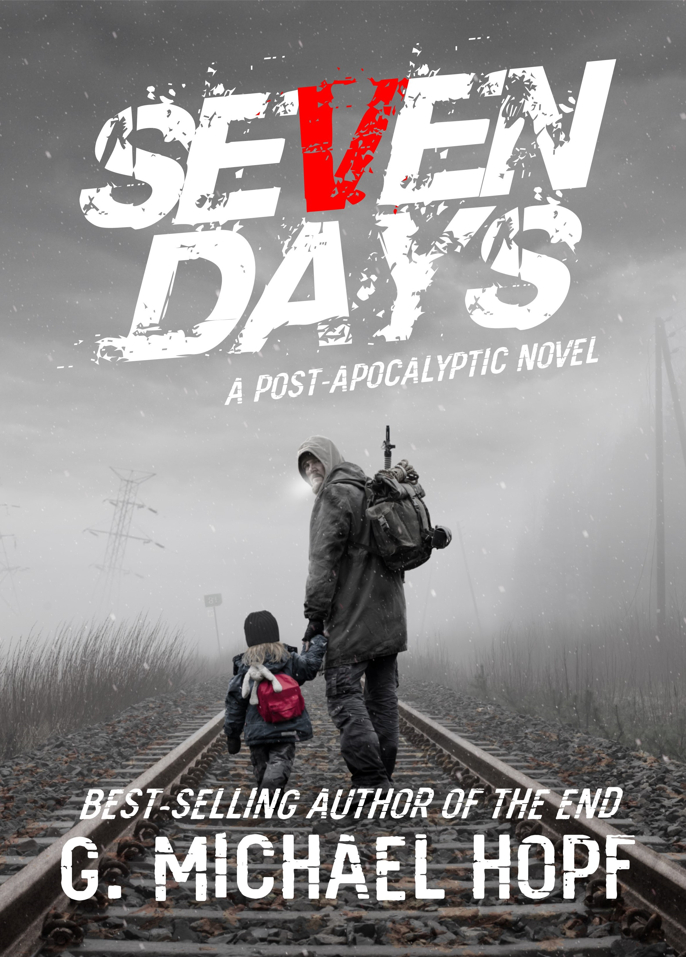 SEVEN DAYS COVER