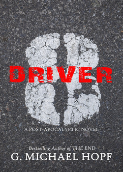 DRIVER 8 COVER CONCEPT