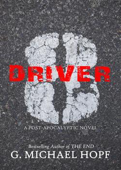 DRIVER 8 COVER CONCEPT