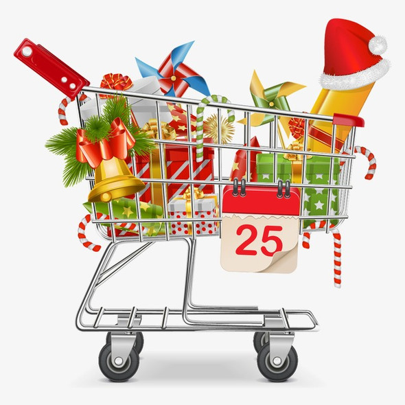 Comprar comida no Natal - o pesadelo do supermercado