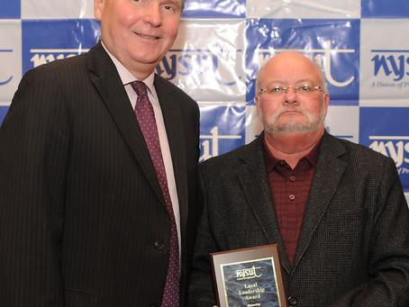 Jason Steinitz named Local Leadership award recipient