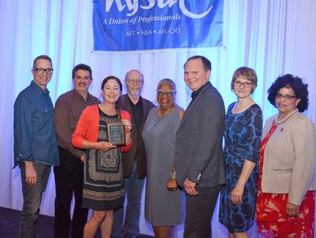 Angela Crocker named Local Leadership award recipient