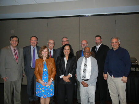 FFECC celebrates retiring members