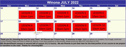 2022 July Winona